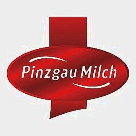 Logo  Pinzgau Milch neu; Aelxandra Bruckmoser
